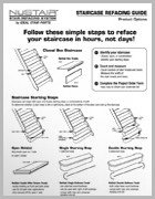 Retread Stairs Ordering Guide